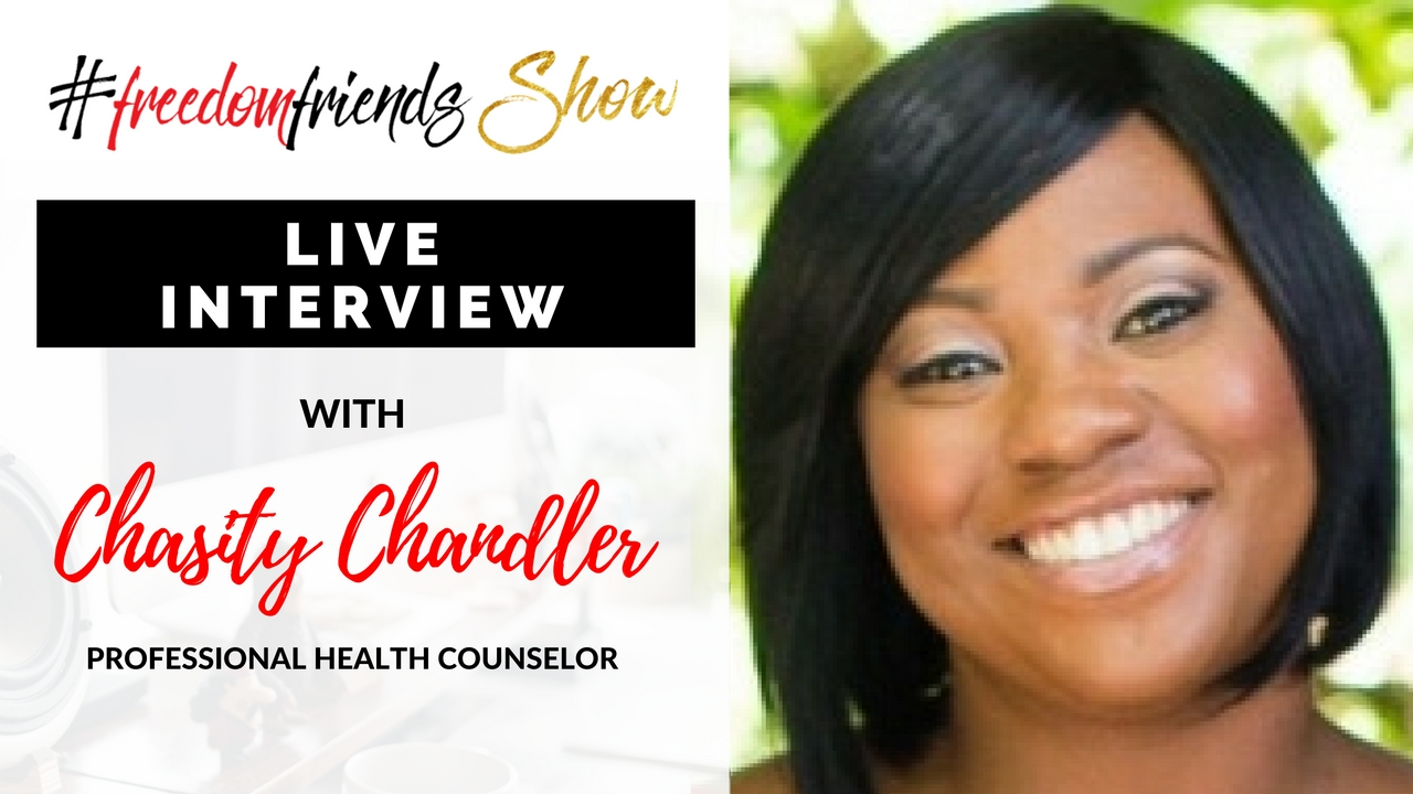Live Interview with ChasityChandler