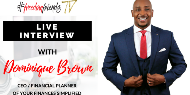 Live Interview with Dominique Brown