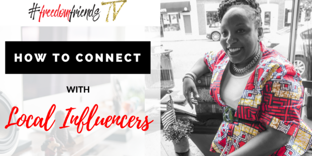 Connect with Local Influencers