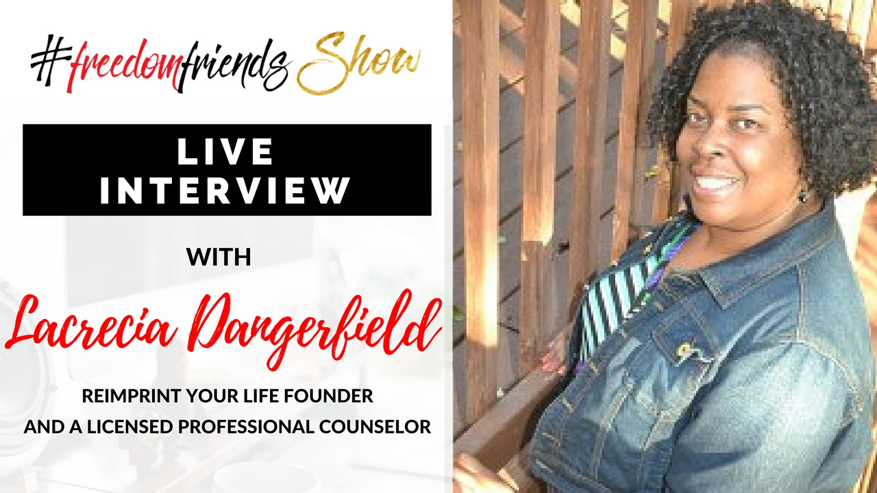 LIVE Interview with Lacrecia Dangerfield