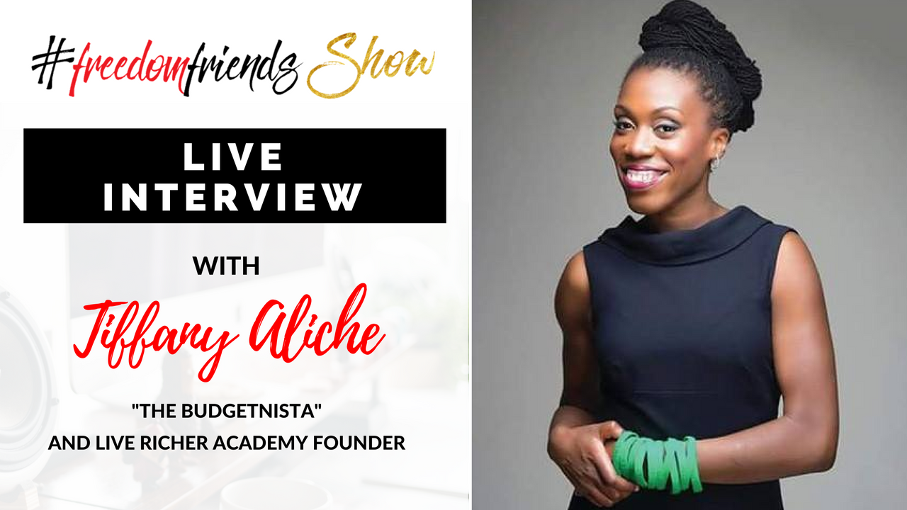 """The Budgetnista"" and Live Richer Academy Founder"