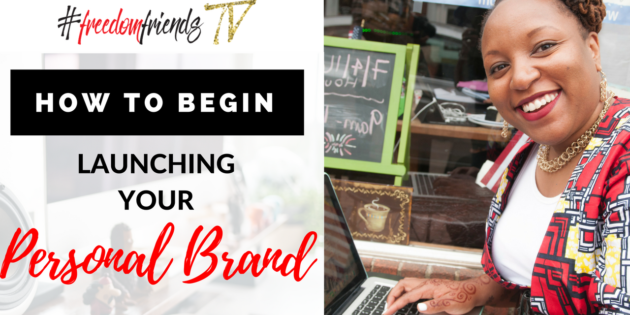 Launc Your Personal Brand